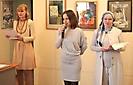 выставка ДХШ№8- Капельки солнца