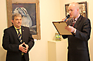 Юбилейная выставка Олега Комарова - Берёзовый сок с мякотью