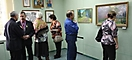 открытие выставки 3 октября 2012 года