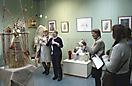 Открытие выставки 19 декабря2014г