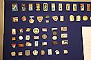 Выставка коллекции значков Василия Сигарева