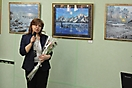 Персональная выставка Алисы Мустафиной «ВДОХНОВЕНИЕ»