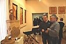 открытие выставки 21 января 2014год