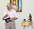 ПРЕОБРАЖЕНИЕ персональная выставка Ашота Акопяна