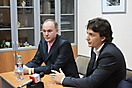 Пресс-конференция, 20 октября 2011 года