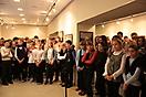 Открытие выставки 20 октября 2011 года
