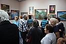 Персональная выставка памяти поэта и художника Нэлли Смирновой